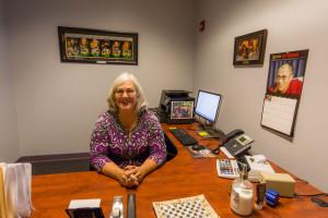 Karen Frazier, Administrative Director