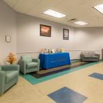 Main Floor Corridor Space