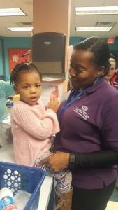 Tammy with her beautiful niece